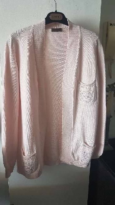 Imagen Cardigan Loewe algodón