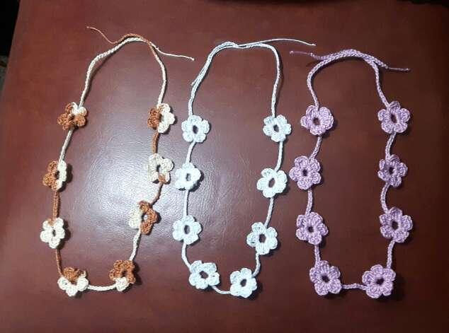 Imagen producto Collar de flores  3