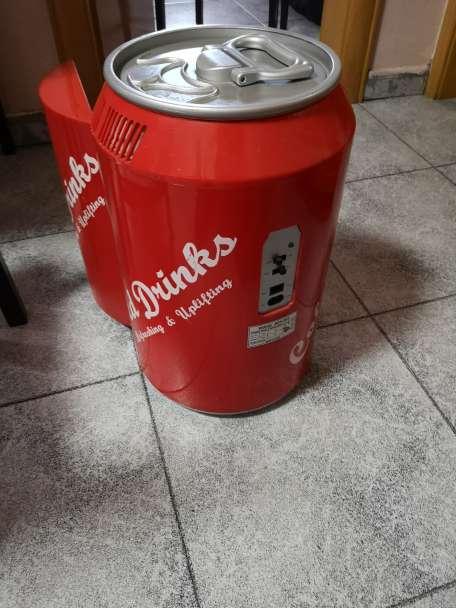 Imagen Nevera coca cola