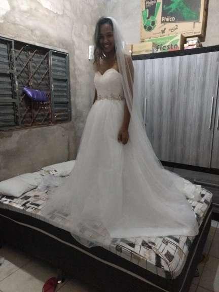 Imagen producto Vestido de novia 38 3