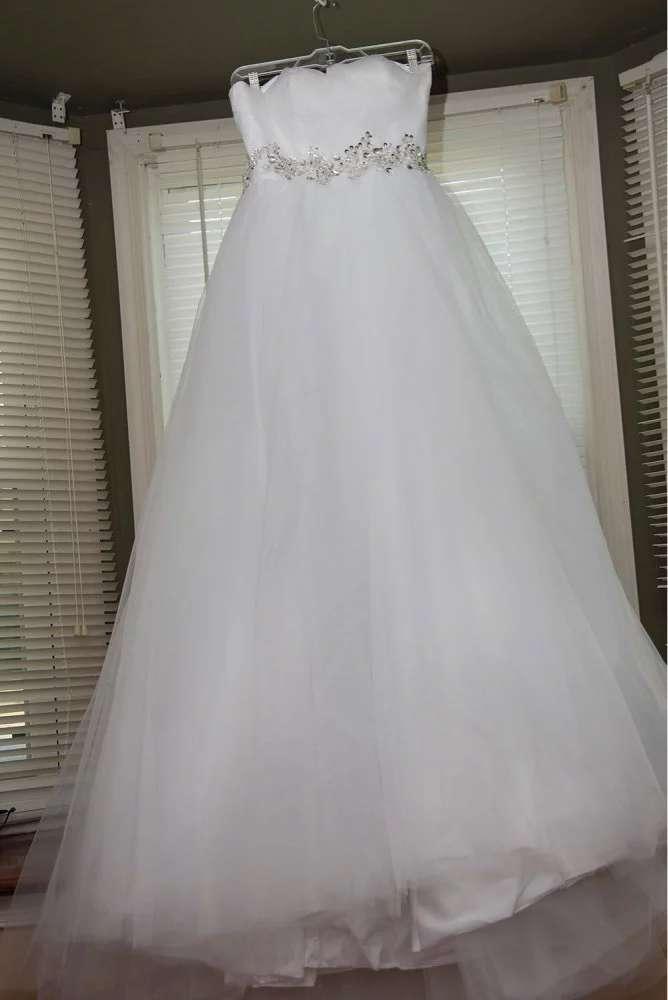 Imagen producto Vestido de novia 38 4
