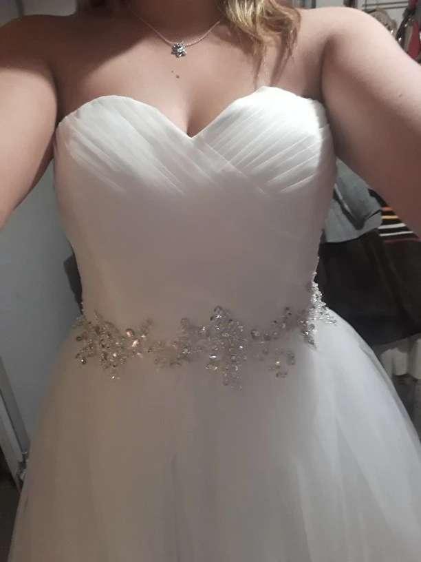 Imagen producto Vestido de novia 38 5
