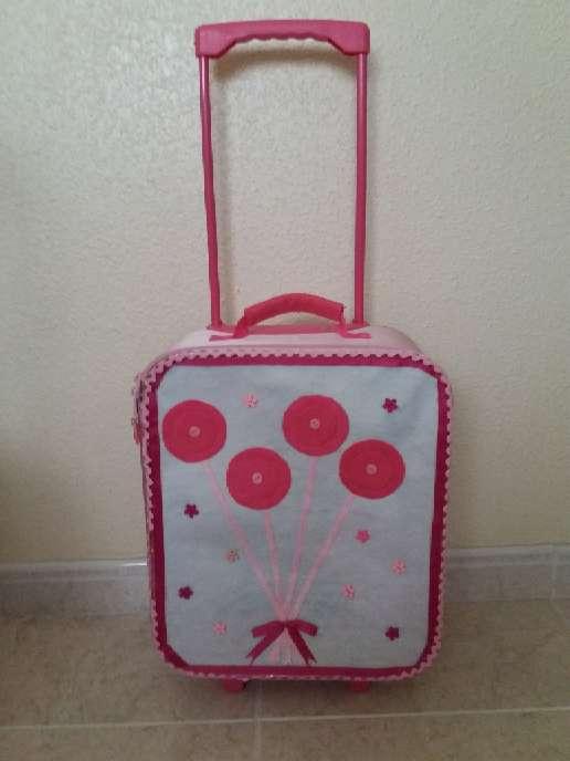 Imagen producto Maleta infantil Blancanieves + otra de regalo. 4
