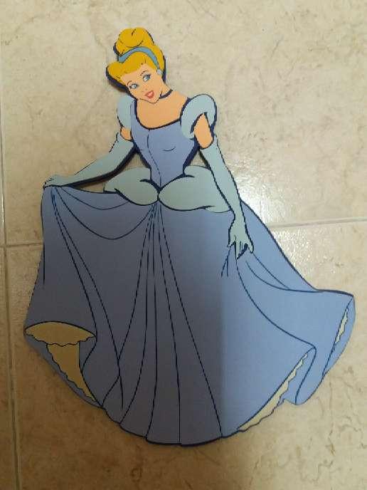 Imagen producto Princesas 30 cm. Bella, Blancanieves y Cenicienta 3