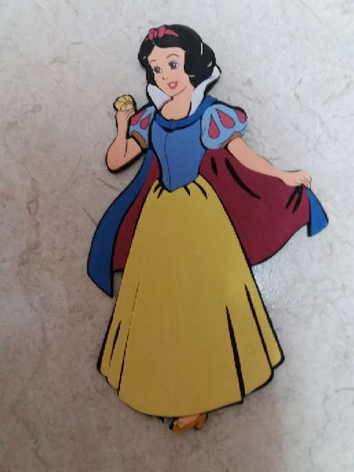 Imagen producto Princesas 30 cm. Bella, Blancanieves y Cenicienta 2