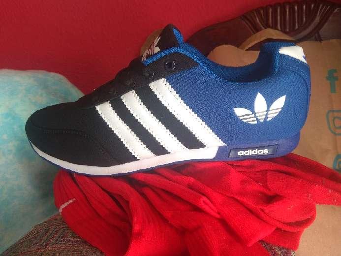 Imagen Zapatillas Rayas, azul