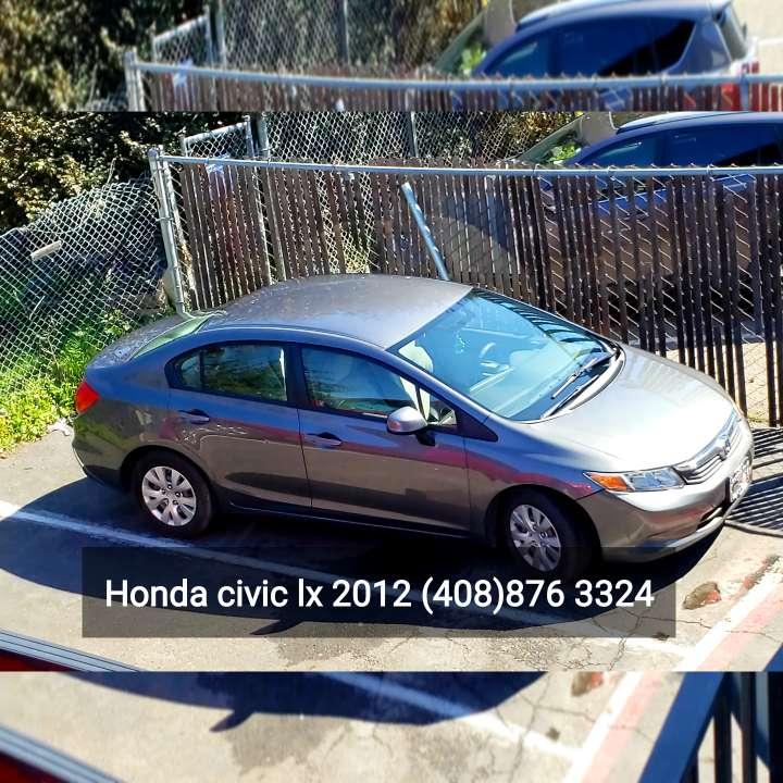 Imagen Honda civic lx