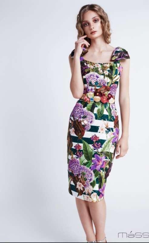 Imagen vestido precioso primaveral????