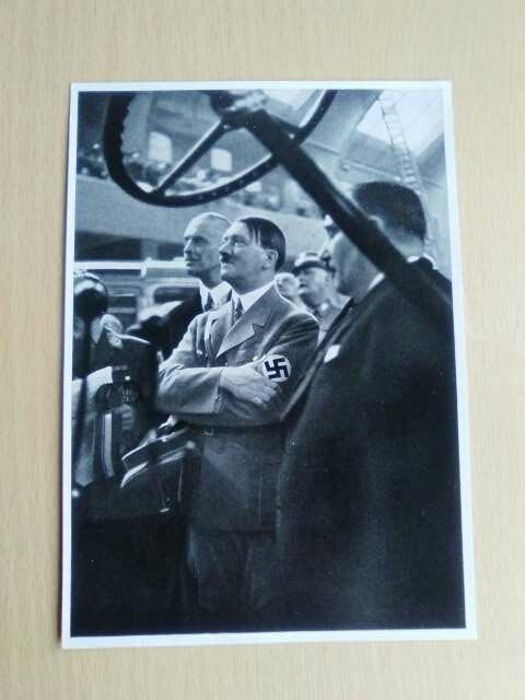 Imagen Fotografía de la II MG. Adolf Hitler.