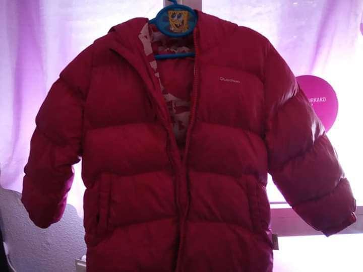 Imagen abrigo rosa