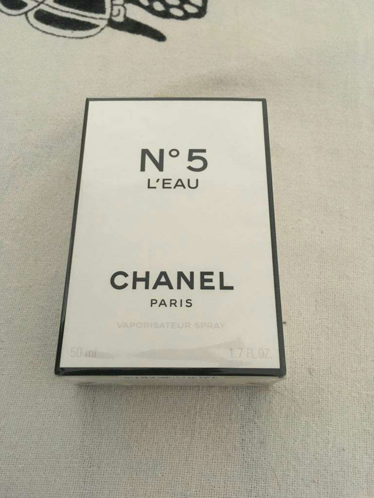 Imagen producto Perfume chanel n5 1