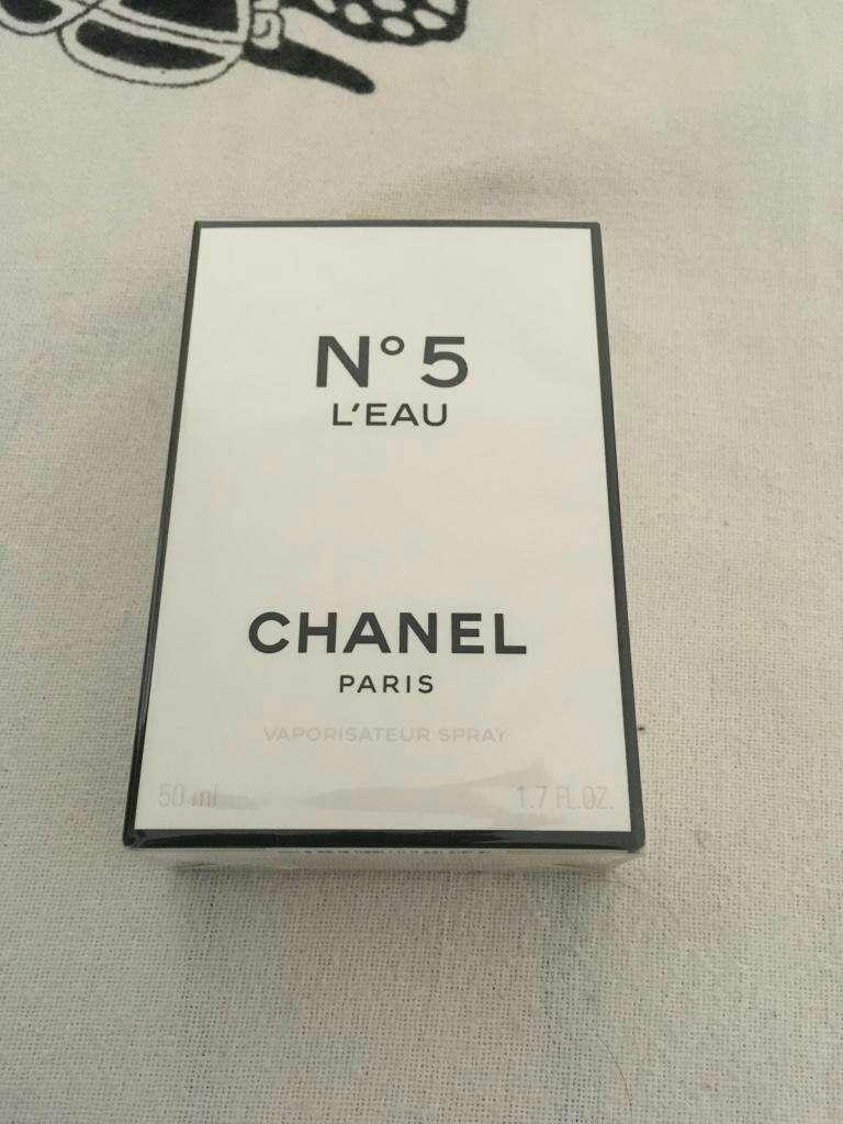 Imagen Perfume chanel n5