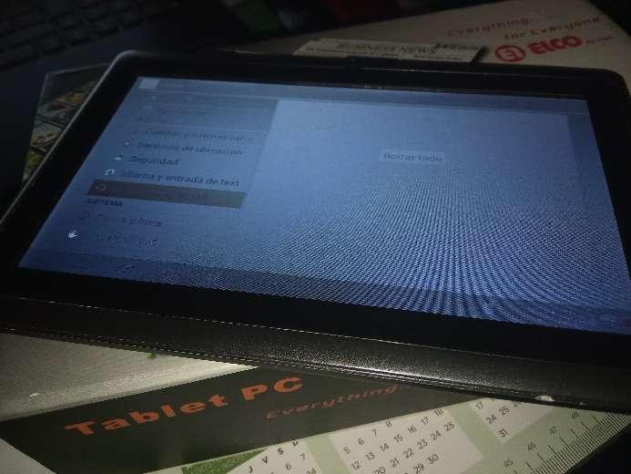 Imagen Tablet Elco 7 pulgadas