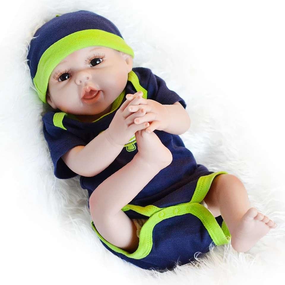 Imagen producto Bebé reborn  1