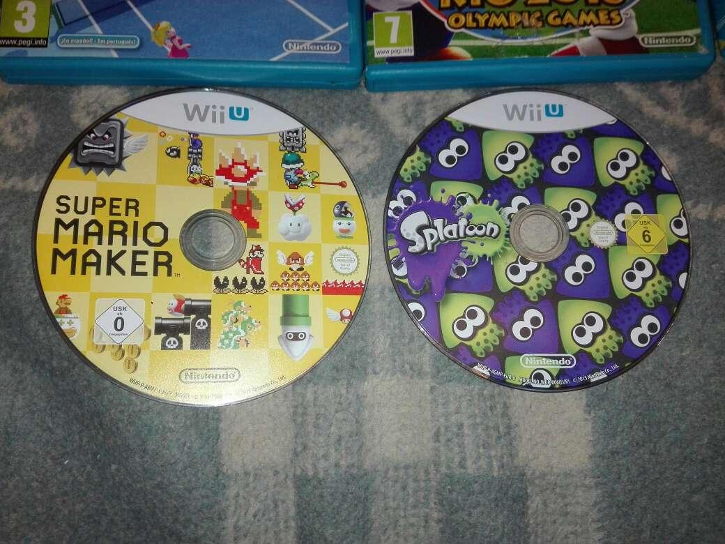 Imagen producto Pack 13 juegos wii u 4