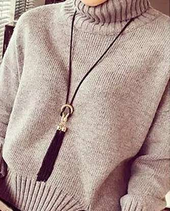 Imagen producto Precioso collar largo de 74,5cm  2