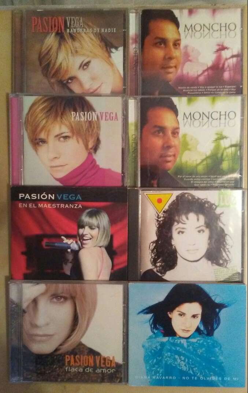 Imagen CD baladas boleros