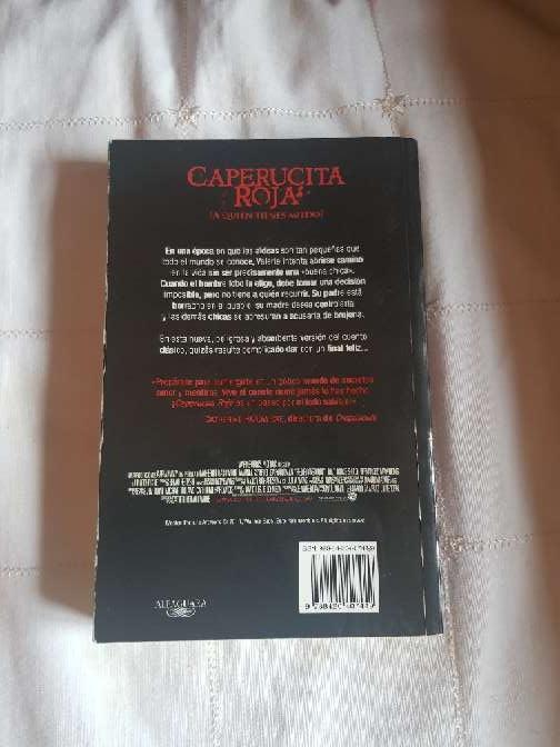 Imagen producto Libro caperucita roja 2