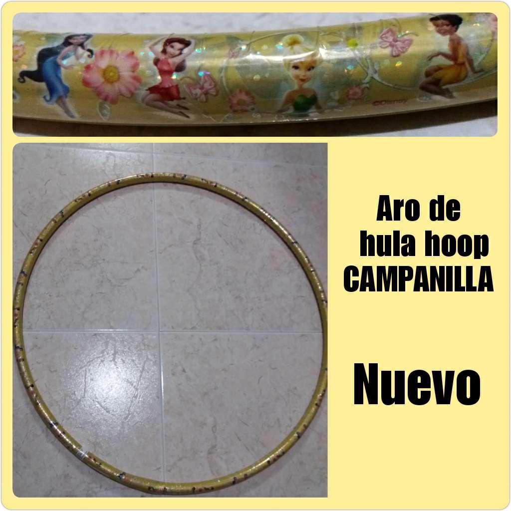 Imagen producto Aro hula hopp CAMPANILLA  1