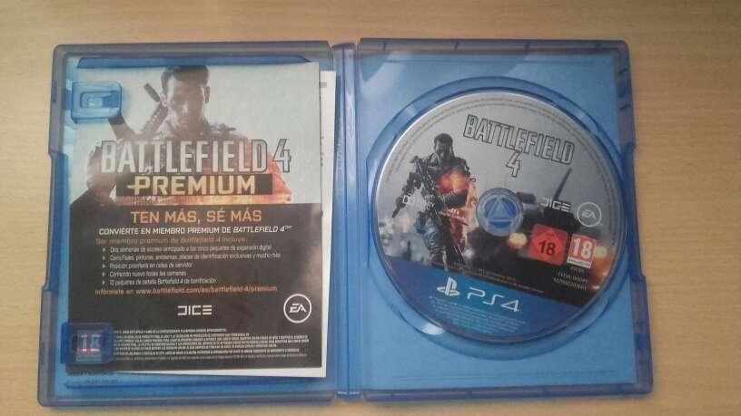 Imagen producto BATTLEFIELD 4 PS4 2