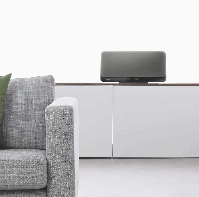 Imagen producto Equipo de música compacto Hifi Philips nuevo 3