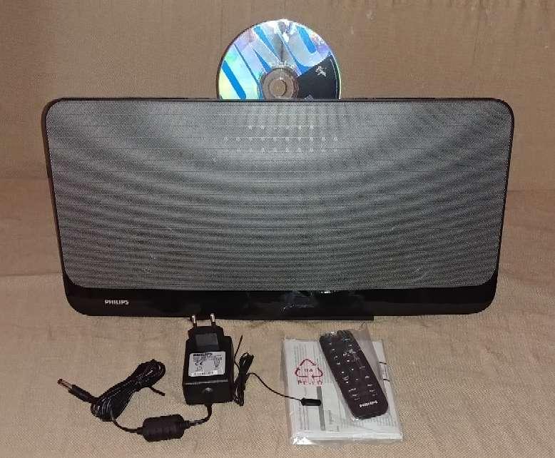 Imagen producto Equipo de música compacto Hifi Philips nuevo 5