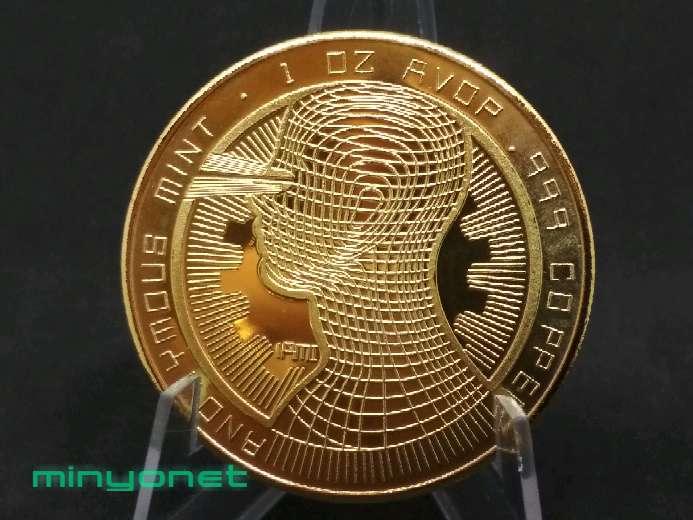 Imagen Moneda Bitcoin criptomoneda