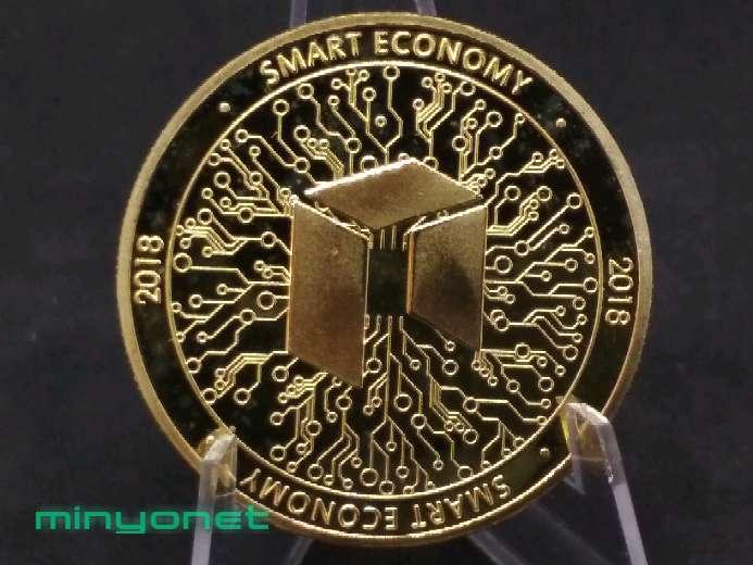 Imagen producto Moneda NEO criptomoneda  1