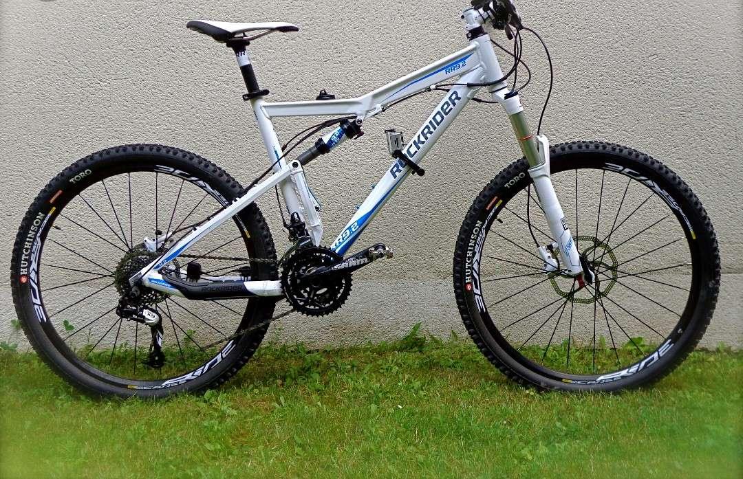 Imagen Vendo o Cambio Bicicleta Talla L