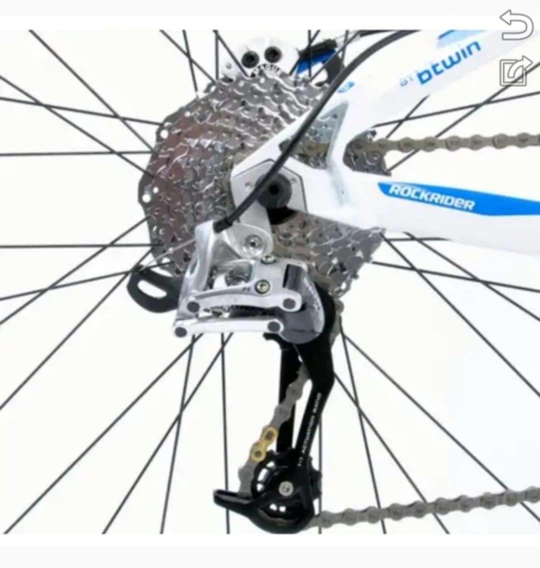 Imagen producto Vendo o Cambio Bicicleta Talla L 2
