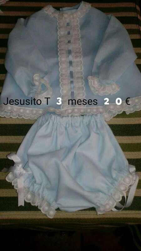 Imagen Jesusito T 3 meses,20€ en inc