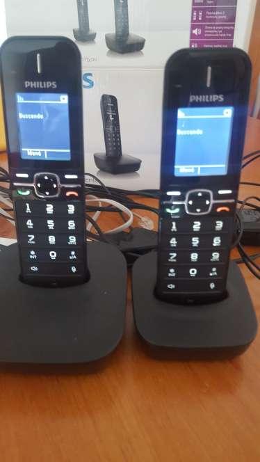 Imagen producto Telefonos inalambricos philips 3