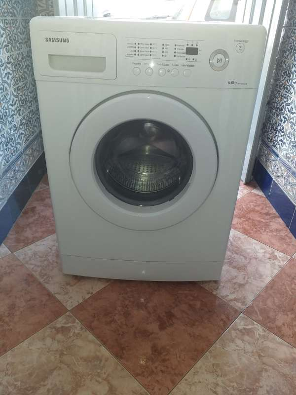 Imagen lavadora Samsung 6 kilos