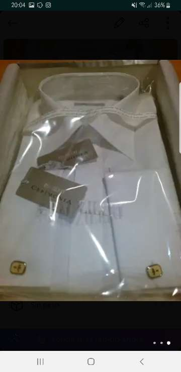 Imagen camisa ceremoni PAL ZILERI