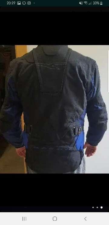 Imagen chaqueta moto