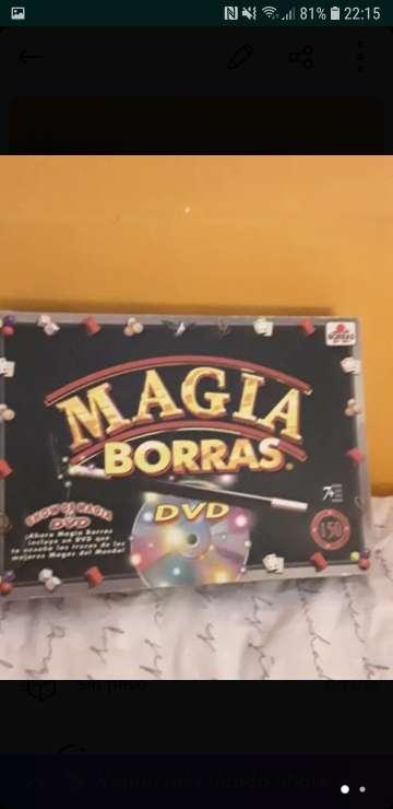 Imagen Magia Borrás