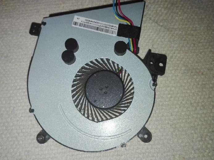 Imagen Ventilador Asus para portátil.