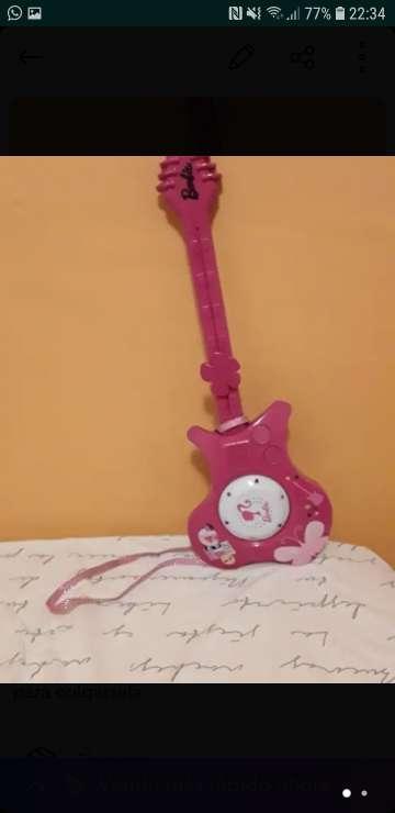 Imagen producto Guitarra Barbie 2