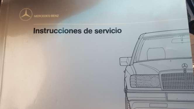 Imagen producto Manual de mercedes 300 1