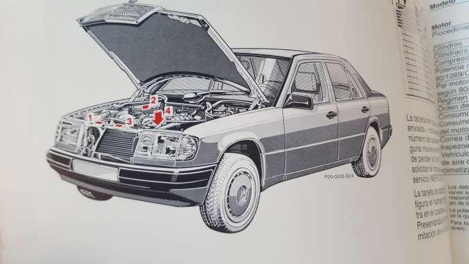 Imagen producto Manual de mercedes 300 2