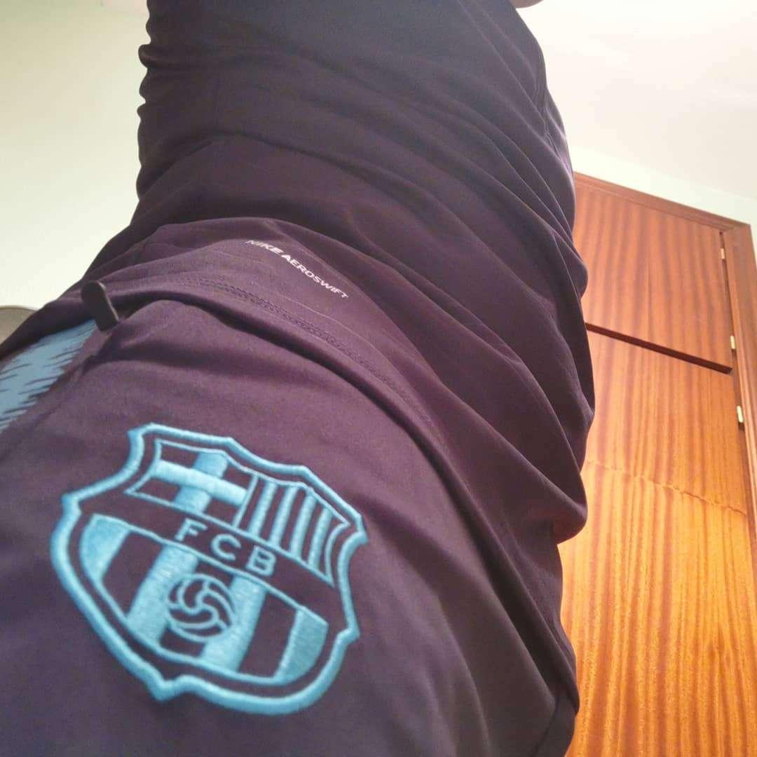 Imagen producto Chándal fútbol club Barcelona 2018-2019  2