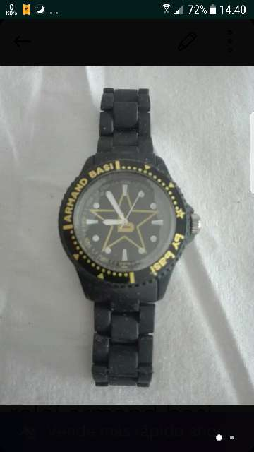 Imagen reloj armand basi nuevo