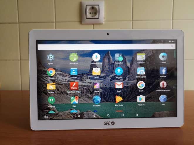 Imagen Tablet spc glow 10