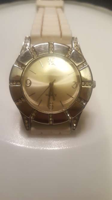 Imagen reloj blanco