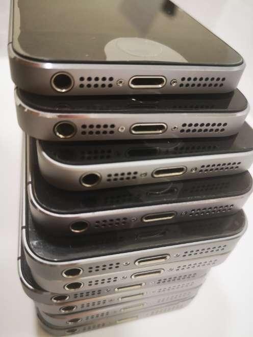 Imagen producto IPhone 5S 16gb grado A plus como nuevo 1 año de garantía  2