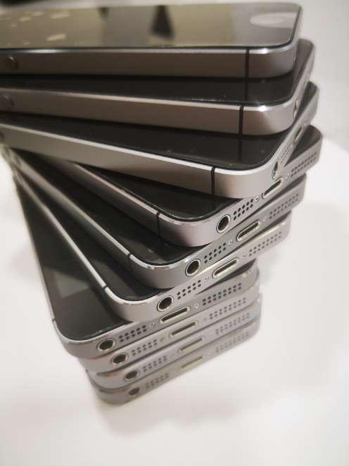 Imagen producto IPhone 5S 16gb grado A plus como nuevo 1 año de garantía  5