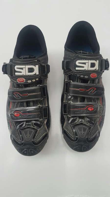 Imagen Vendo zapatillas de mantain bike