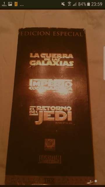 Imagen producto Trilogia la guerra de las galaxias 2