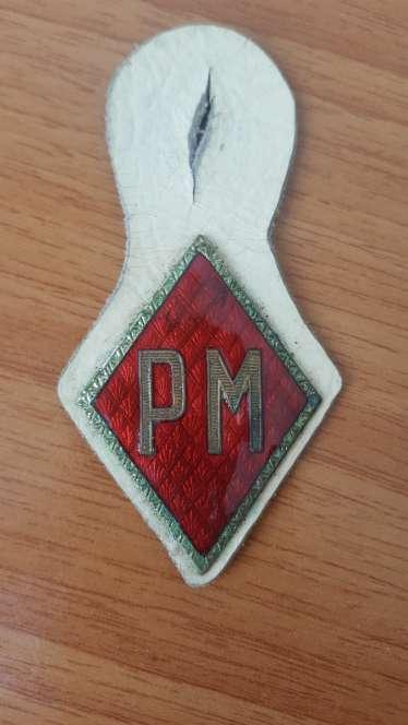 Imagen producto Emblema militar 1