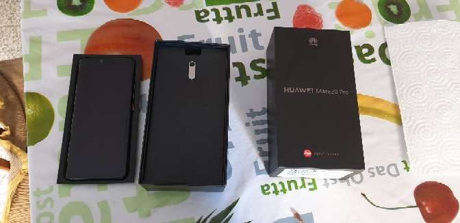 Imagen producto Huawei mate 20 pro 128 GB 3